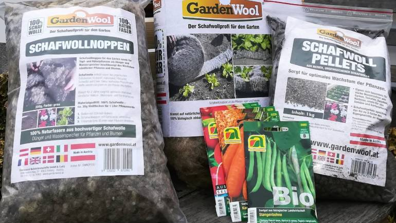 Alles für den Garten