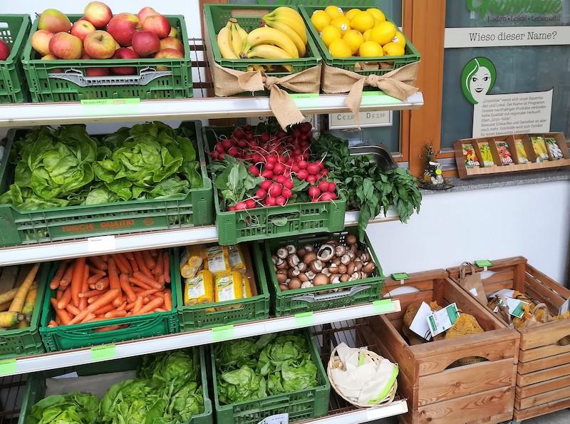 Nachhaltiges Obst & Gemüse