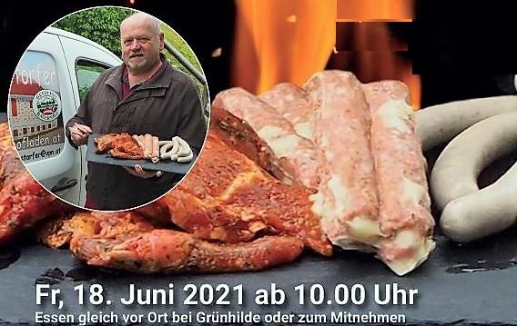 Baiernaz grillt