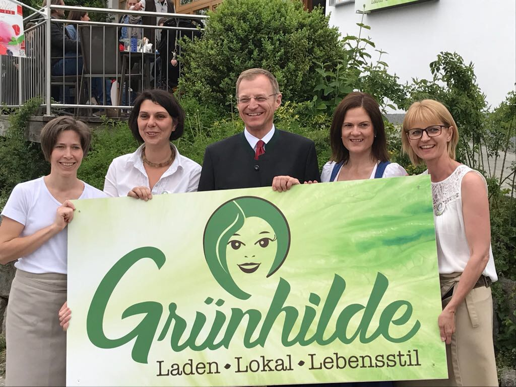 Gelungene Eröffnung von Grünhilde mit Street-Food-Festival