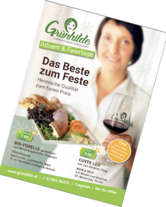 Grünhilde Magazin November 2018