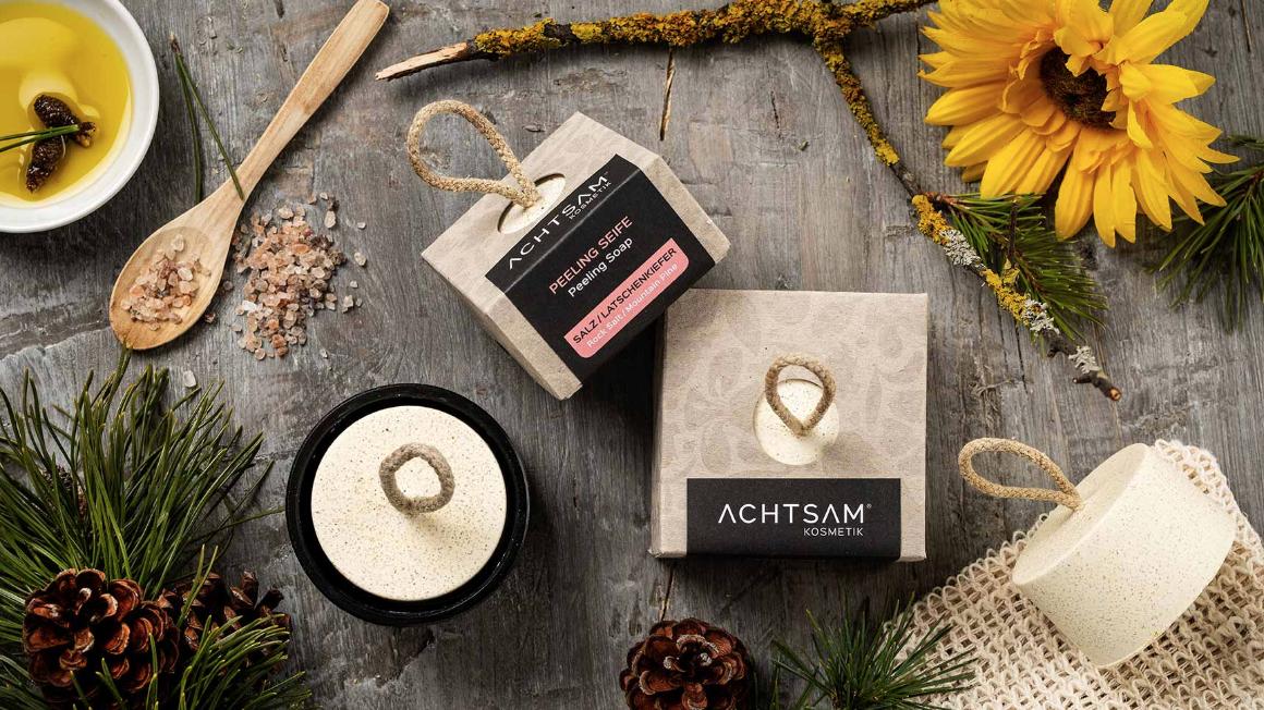 ACHTSAM Bio-Kosmetik & Körperpflege bei Grünhilde