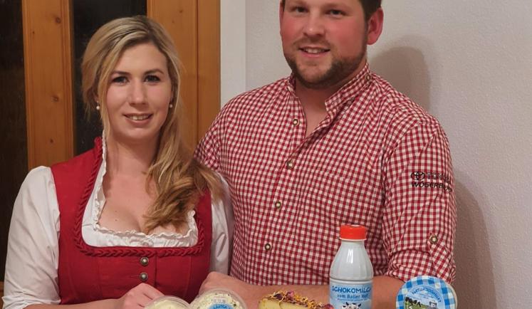 Neuer Käselieferant bei Grünhilde