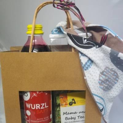 Geschenke für Mama und Baby
