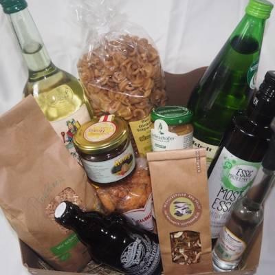 Produkte ausschließlich aus Tragwein (inkl. Verpackung)