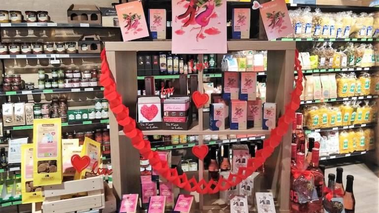 Valentinstag bei Grünhilde